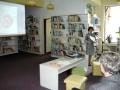 Vranovská knižnica pripravila letnú knižnicu aj v kostole sv. Štefana na Domaši