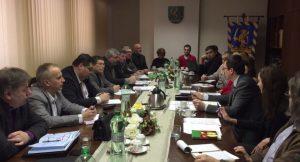 Na pôde mestského úradu rokovala Rada pre rozvoj okresu Vranov nad Topľou + video
