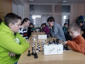Výsledky 2. kola Žiackej šachovej ligy Vranova