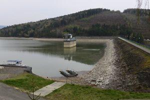 Priehradný múr vodnej nádrže Domaša opäť sprístupnili pre verejnosť