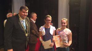 VIDEO: Vo Vranove ocenili úspešných žiakov základných a stredných škôl