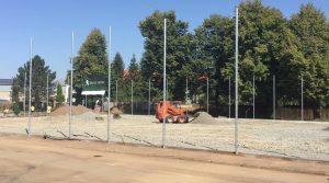 VIDEO: Začala rekonštrukcia Multifunkčného areálu pri Základnej škole Sídlisko II.
