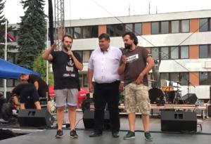 """VRANOV: Tisícky návštevníkov si nenechali ujsť festival """"MY SME VÝCHOD""""!"""