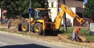 VIDEO: Mesto začalo s opravou komunikácií za viac ako 230 000 eur