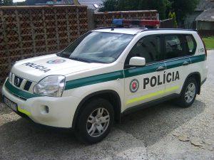 VECHEC: Žena utrpela pri lúpeži hríbov zranenia, podozrivých polícia vypátrala