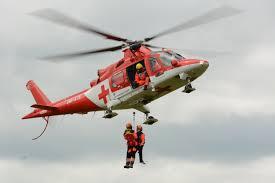 HLINNÉ: Chlapček sa obaril horúcou tekutinou, pomáhali mu leteckí záchranári