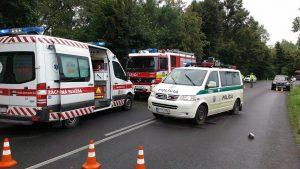 Mladík z Hlinného havaroval na cudzom vozidle bez vodičského oprávnenia