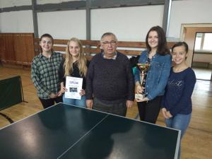VRANOV: Okresné kolo v stolnom tenise žiakov a žiačok základných škôl