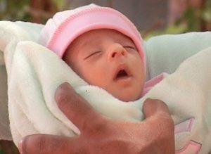 VRANOV: V hniezde záchrany našli prvého novorodenca!