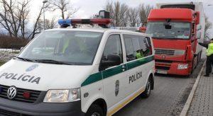 VRANOV: V aute našli mŕtveho kamionistu!