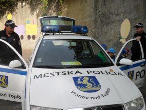 VRANOV: Mesto vyhlásilo výberové konanie na náčelníka mestskej polície