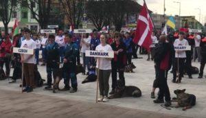 VRANOV: Majstrovstvá sveta stopárskych psov vyhrali Nemci