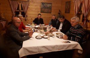 Pracovné stretnutie poslancov PSK