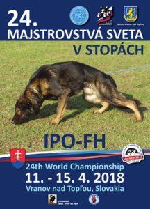 Vo Vranove sa uskutočnia 24. Majstrovstvá sveta v stopách