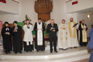 VRANOV: Týždeň modlitieb za jednotu kresťanov 2017 bol zameraný na výročie reformácie.