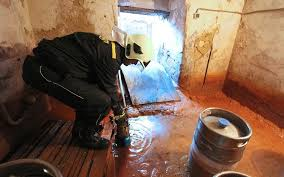 VRANOV: Hasiči odčerpávali vodu z pivníc a odstraňovali popadané stromy
