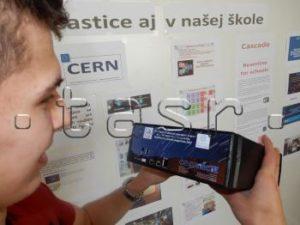 VRANOV: Štátne gymnázium získalo detektor kozmického žiarenia z CERN-u