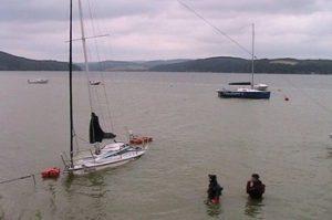 Aktivisti opäť bojujú o prinavrátenie lodnej dopravy na Domašu, našli už aj loď