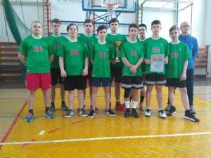 Okresné kolá v basketbale žiakov a žiačok základných škôl