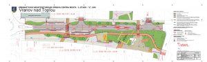 Vranov začal s realizáciou tretej etapy rekonštrukcie centra mesta