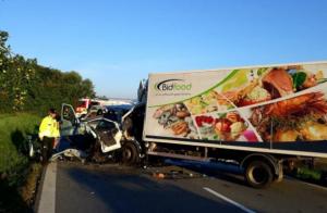 Pri dopravnej nehode v obci Lada zahynul aj 45-ročný Vranovčan