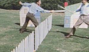 Muž zo Sačurova mal udrieť svojho suseda dreveným kolom