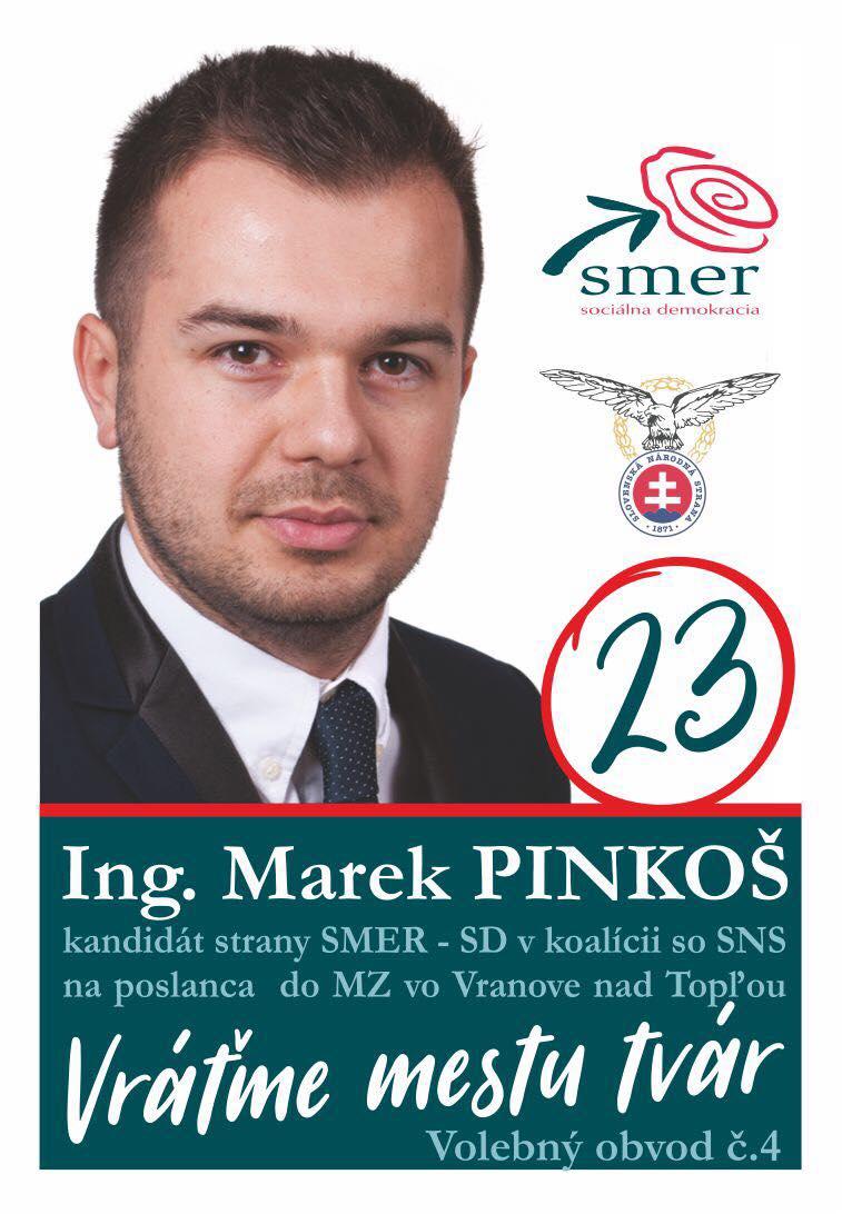 Marek Pinkoš