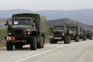 Budúci týždeň sa bude cez Vranov presúvať vojenská technika